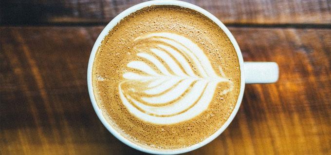 Espresso Tasse mit Crema