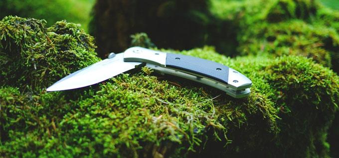 Jagdmesser für den Outdoor-Einsatz