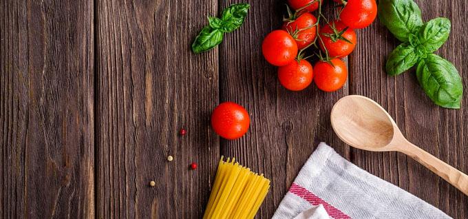 Italienische Lebensmittel - Klassiker der italienischen Küche